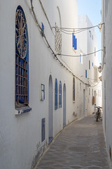 Back Street, Asilah (Sue_Hutton) Tags: rural spring backalley morocco maroc moped tangier tanger asilah