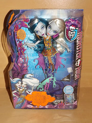 New doll - Monster High Great Scarrier Reef Peri & Pearl (meike__1995) Tags: new monster high doll great pearl reef mattel peri 2016 scarrier