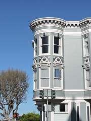 Victorian House, San Francisco (8:40am) Tags: sanfrancisco victorianhouse