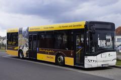 Solaris Urbino 12 LE bus VVR 8509 RG NV 42 in Sassnitz 24-04-2016 (marcelwijers) Tags: bus germany deutschland coach nv le german urbino 12 busses rgen autobus 42 solaris duitsland sassnitz vvr lijnbus 8509 streekbus linienbus rg 24042016