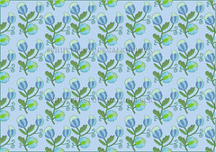 Flower seamless pattern blue (Gal'ko) Tags: pink summer wallpaper inspiration plant flower color cute green art texture nature floral beauty leaves fashion yellow illustration vintage garden print botanical design leaf swatch spring artwork colorful pretty pattern natural blossom feminine background decoration textile ornament fabric bloom backgrounds backdrop romantic curve arrangement soulful vector accent seamless repeat elegance