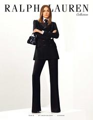 Andreea Diaconu 4 (drno_manchuria (simonsaw)) Tags: fashion shirt model moda tie bowtie knot modelo corbata collar gravata traje necktie terno nudo camisa menswear pajarita tirantes suitup andreeadiaconu
