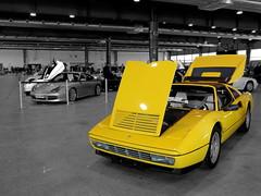 Ferrari 328GTS (Giuseppe_Cer) Tags: car ferrari giallo verona modena supercar maranello 308gts