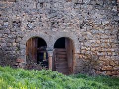 Ruinas del Monasterio Cisterciense de San Salvador (ao 1218. Pinilla de Jadraque, Guadalajara) (jmgabi) Tags: espaa europa guadalajara es castillalamancha monasteriodesansalvador pinilladejadraque