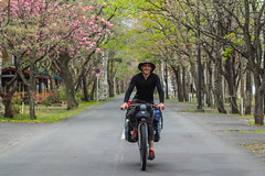 Week-long cycle camping around Aomori Prefecture, Japan (Robert Thomson) Tags: japan aomori cycletouring