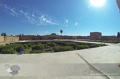 palacio el badi marrakech (Dicas e Turismo) Tags: african viagem marrakech palais majorelle medina souks turismo viagens menara marrocos koutoubia marroco jemaaelfna mamounia mesquita frica roteiro marraquexe dicas