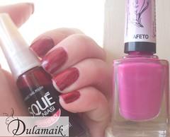 1,2 e 3 (Dulamaik) Tags: vermelho lafemme carimbo risqu