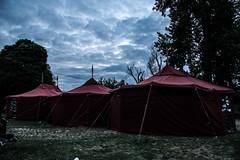 Rote Jurte (sebastianflink) Tags: cologne kln scouts jamb pfingsten zeltlager pfadfinder dpsg dvkln