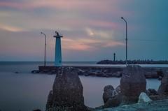 (Moran Tsai) Tags: longexposure lighthouse taiwan kaohsiung  haida ndfilter  nd1000 nd30 pentaxk30 hdda35mmf28macrolimited