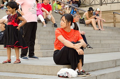 met steps (zac evans photography) Tags: city nyc urban newyork art public museum brooklyn island metro queens met manhatten staten yaszacevansphoto