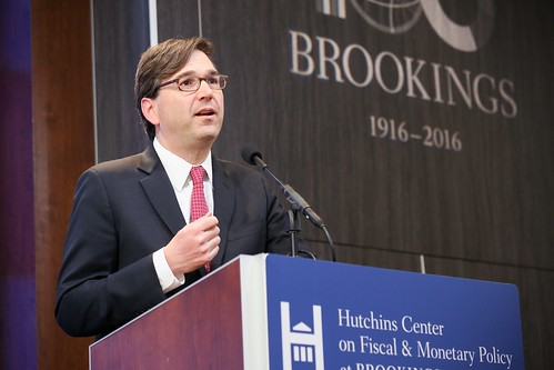 Jason Furman, chairman of the White House Council of Economic Advisors and former senior fellow and director of the Hamilton Project at the Brookings Institution