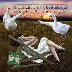 Song and Dance (Hotel Midnight) Tags: birds geese singing surrealism digitalart sketchbook fields stories doorways oiseaux doppelgnger gloaming iart ipad ipadpro mobiledigitalart ipadcontemporary beyondaril