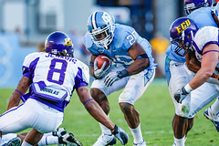 UNC Football '10 (R24KBerg Photos) Tags: sports canon football nc athletics northcarolina carolina heels ncaa chapelhill unc 2010 tarheels uncch uncchapelhill kenanstadium carolinablue atlanticcoastconference