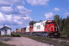 New SOO (ac1756) Tags: minnesota 1987 weaver sooline soo emd sd60 6011