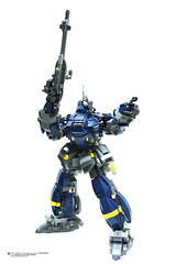 AMS FS88 Fhrungsmaschine Balrog Part 2 Series (Benjamin Cheh) Tags: robot cool lego gundam mecha moc