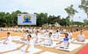 2nd International Day of Yoga – 2016, at Frontier HQ BSF, Salbagan, in Agartala, Tripura (legend_news) Tags: 2ndinternationaldayofyoga–2016 atfrontierhqbsf salbagan inagartala tripura