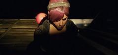 First Light (KariganSkye) Tags: light hair screenshot purple first infamous ps4 psshare