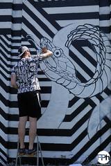 Writer (Frankhuizen Photography) Tags: street art netherlands festival graffiti eindhoven arena step sita straat 2016