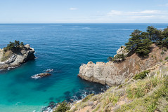 Big Sur (jessicakizmann) Tags: california west beach outdoors waterfall bigsur adventure explore pfeifferbeach adventureeveryday