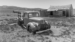 pickup truck (Endangered71) Tags: bodie ghosttown pickup truck antiquetruck california
