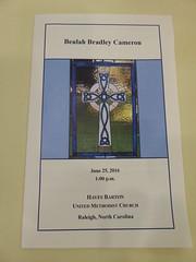 (jasonpearce) Tags: church june nc united northcarolina raleigh funeral bradley cameron barton methodist hayes beulah 2016 beulahbradleycameron