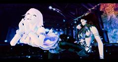 Sailor Colie and Orc Yuki (colemariesoleil) Tags: soleil twilight sl secondlife ida yukio colemarie