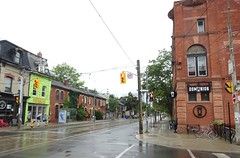 468 Queen St. East, Toronto (Howard258) Tags: queenstreeteast torontoontario 2016 downtowntoronto queenstreet streetview toronto buildings historic