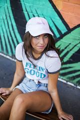 e_MG_0332 (Ben Garcia Photography) Tags: dtlv las vegas neon photography model white girl denim fashion style vintage canon 6d bokeh 50mm lowlight low light lighting street
