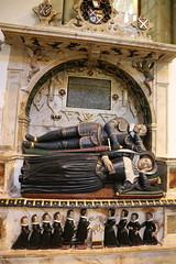Waltham Abbey (NZGandG) Tags: sculpture walthamabbey essex tomb church grave edwarddenny