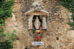 :) (anilaamataj) Tags: rudere abruzzo cansano madonnina preghiera