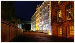 New Lanark (Ben.Allison36) Tags: new lanark south lanarkshire scotland night shot world heritage site unesco