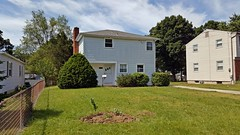 304 Cornell Road (SchuminWeb) Tags: schuminweb ben schumin web june 2016 304 cornell road glassboro new jersey nj gloucester county house colonial houses white housing home homes