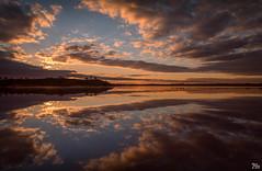 Lake Crosby Sunset (mark.iommi) Tags: lakecrosby murraysunsetnationalpark thepinklakes sunset reflections dusk lake