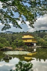 Kinkaku-ji (toumasaveme) Tags: golden pavilion yukio mishima