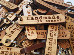 handmade. la conner (thea superstarr) Tags: laconner washington handmadelaconner custom laserengraved lasercut 6by6arts