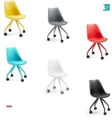 Soul poltroncina da cameretta ufficio sedia con ruote (design italiano) Tags: sedia ufficio ruote colorate cameretta scrittoio scrivania poltrona poltroncina