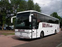YJ06LGA Bryans Denny (preselected) Tags: bus coach luss daf sb4000 van hool t9 bryans denny fishwick leyland