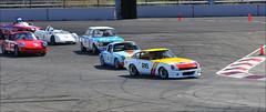 DSC_8303 (valvecovergasket) Tags: portland pir vintage racing nissan datsun bre classic 911 porsche aircooled