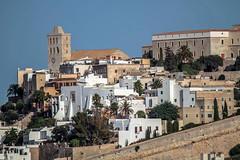 Dalt Vila (ibzsierra) Tags: ibiza eivissa baleares canon 7d 100400isusm daltvila 2old town ciudad city