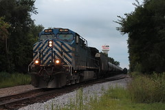 CEFX 1002 (CC 8039) Tags: cefx ice dme cp trains ac44cw watertower davis junction illinois