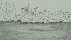 Schermafbeelding 2013-03-27 om 11.19.11 (Wout van Mullem) Tags: wave waves beach horizon drawing pencil animation sequence