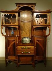 New York '16 (faun070) Tags: themet cabinet furniture antiques cabinetvitrine gustaveserrurierbovy 1899 lartdanslhabitation