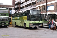 24211 B110 KPF (Fransang) Tags: leyland tiger berkhof everest lcbs london country btl10 b110kpf