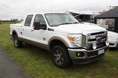 FLZ 222 (ambodavenz) Tags: ford f250 lariat ute utility vehicle timaru south canterbury new zealand