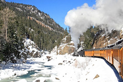 DSNG473_2009-12-26 12-07-57bf_AnimasRiverGorgeCO (br64848) Tags: narrowgauge steam dsng durango colorado snow animasriver