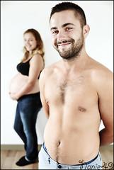 Fabien & Floriane. (nanie49) Tags: parentalit motherhood pregnancy gravidez grossesse embarazo gravidanza schwangerschaft     maternit portrait retrato nikon d750 france francia nanie49