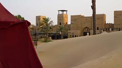 Dubai Desert (|-|) Tags: dubai dubaidesert deserttour desert uae nature landscape safari desertsafari village oldvillage