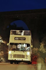 From Viaduct to Viaduct (Better Living Through Chemistry37) Tags: vdv138s ilustrious independents devonindependents buses busessouthwest transport transportation vehicles vehicle psv publictransport 4 easterncoachworks opentopbuses broadsands viaduct bristol bristolvr vr vrt sl36lxb broadsandsviaduct lowlight nightphotography busesatnight