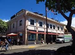 Lahaina, Hawaii (Jasperdo) Tags: building architecture hawaii village maui storefront lahaina smalltown frontstreet lahainastore