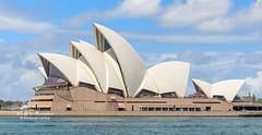 Opera House, Sydney, New South Wales, Australia (D200-PAUL) Tags: sydney australia circularquay unescoworldheritagesite unesco worldheritagesite newsouthwales jornutzon sydneyharbor royalbotanicgardens sydneyoperahouse jrnutzon sydneyharborbridge sydneytheatrecompany operahousesydney operaaustralia sydneysymphonyorchestra josephcahill theaustralianballet utzonjrn utzonjorn cahilljoseph